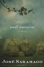 Book Cover for SMALL MEMORIES