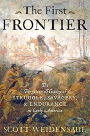 Cover art for THE FIRST FRONTIER
