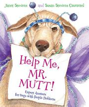 HELP ME, MR. MUTT! by Janet Stevens