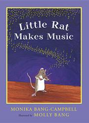 Book Cover for LITTLE RAT MAKES MUSIC