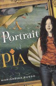 Cover art for A PORTRAIT OF PIA