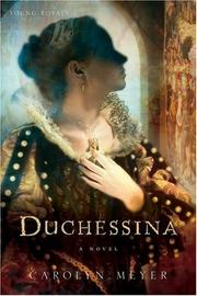 Cover art for DUCHESSINA