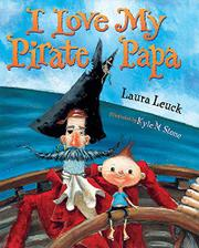 Cover art for I LOVE MY PIRATE PAPA