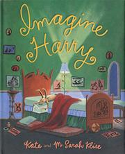 Cover art for IMAGINE HARRY