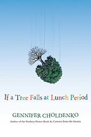 Book Cover for IF A TREE FALLS AT LUNCH PERIOD