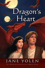 Cover art for DRAGON'S HEART