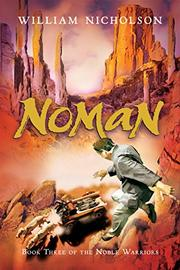 Cover art for NOMAN