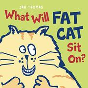 Book Cover for WHAT WILL FAT CAT SIT ON?