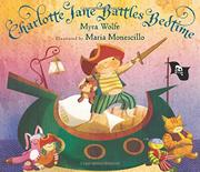 Book Cover for CHARLOTTE JANE BATTLES BEDTIME