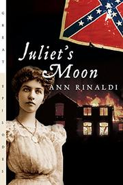Cover art for JULIET'S MOON