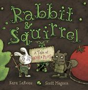 Cover art for RABBIT & SQUIRREL