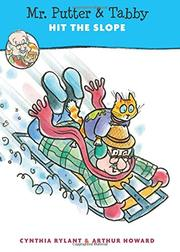 MR. PUTTY & TABBY HIT THE SLOPE by Cynthia Rylant