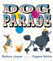 Cover art for DOG PARADE