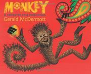MONKEY by Gerald McDermott