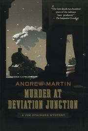 Cover art for MURDER AT DEVIATION JUNCTION
