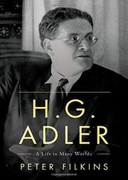H.G. ADLER by Peter Filkins