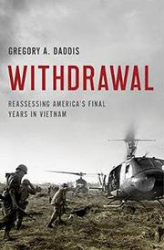 WITHDRAWAL by Gregory  Daddis
