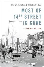 MOST OF 14TH STREET IS GONE by J. Samuel Walker