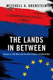 THE LANDS IN BETWEEN by Mitchell A. Orenstein