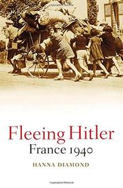 Cover art for FLEEING HITLER