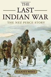 Book Cover for THE LAST INDIAN WAR