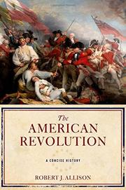 Cover art for THE AMERICAN REVOLUTION