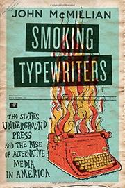Cover art for SMOKING TYPEWRITERS