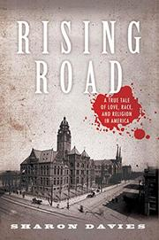 Cover art for RISING ROAD