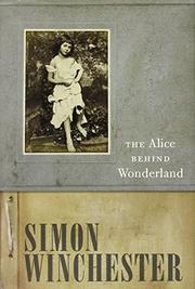 Book Cover for THE ALICE BEHIND WONDERLAND