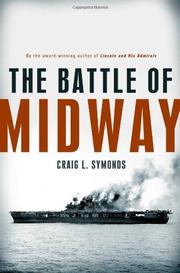Cover art for THE BATTLE OF MIDWAY