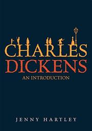 CHARLES DICKENS by Jenny Hartley