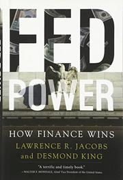 FED POWER by Lawrence R. Jacobs