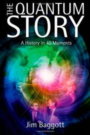 Cover art for THE QUANTUM STORY