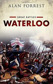 WATERLOO by Alan Forrest