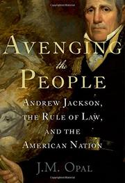 AVENGING THE PEOPLE by J.M. Opal