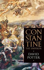 Cover art for CONSTANTINE THE EMPEROR