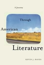 Book Cover for A JOURNEY THROUGH AMERICAN LITERATURE