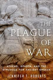 THE PLAGUE OF WAR by Jennifer T. Roberts