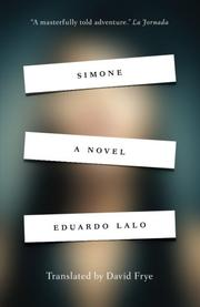 SIMONE by Eduardo Lalo
