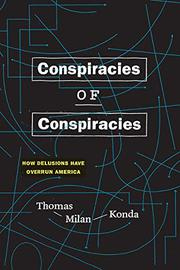 CONSPIRACIES OF CONSPIRACIES by Thomas Milan Konda