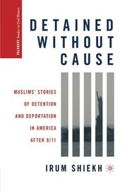 DETAINED WITHOUT CAUSE by Irum Shiekh