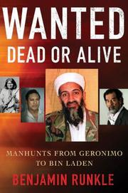 Cover art for WANTED DEAD OR ALIVE