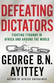 Cover art for DEFEATING DICTATORS