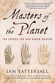Book Cover for MASTERS OF THE PLANET