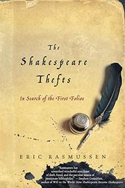Book Cover for THE SHAKESPEARE THEFTS