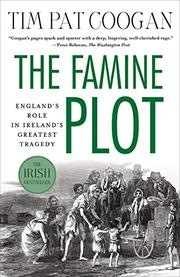 Cover art for THE FAMINE PLOT