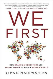 WE FIRST by Simon Mainwaring
