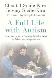 A FULL LIFE WITH AUTISM by Chantal Sicile-Kara