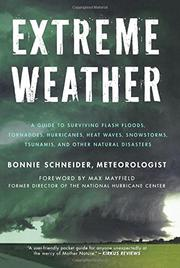 Cover art for EXTREME WEATHER