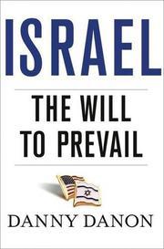 ISRAEL by Danny Danon
